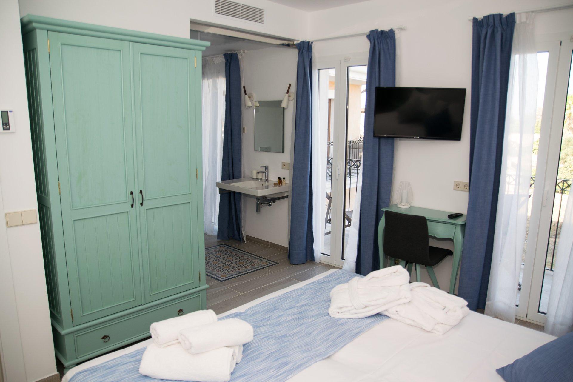 3 habitacion Petit Sant Miquel