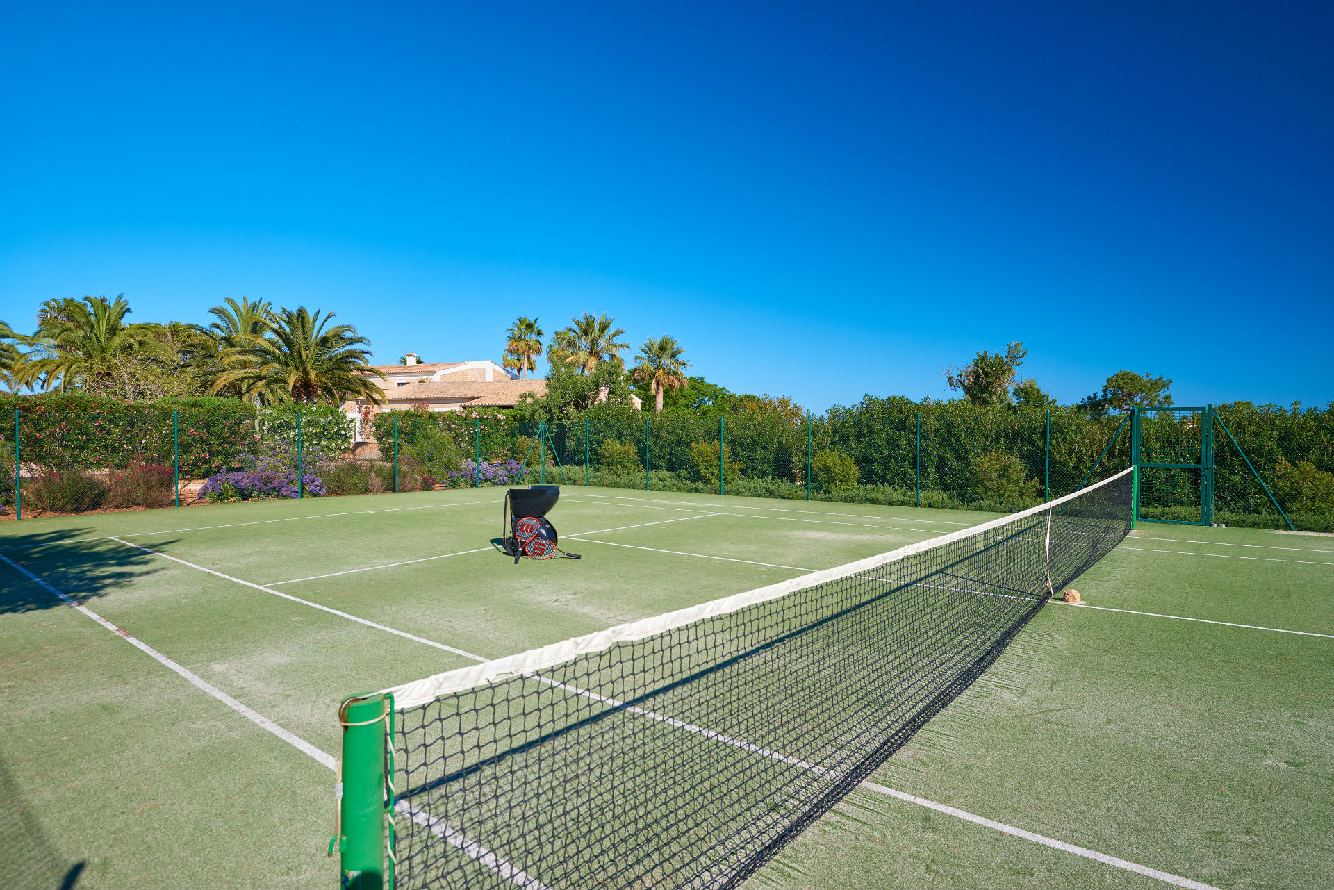 45 Casa Adrover Tennis Court
