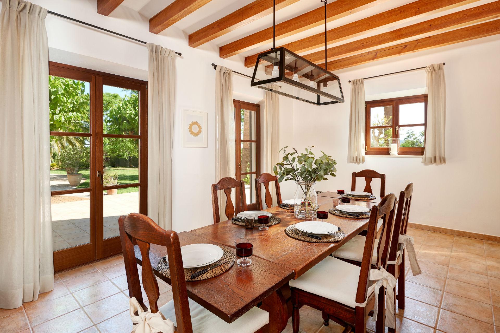 51 Casa Adrover Dining Room