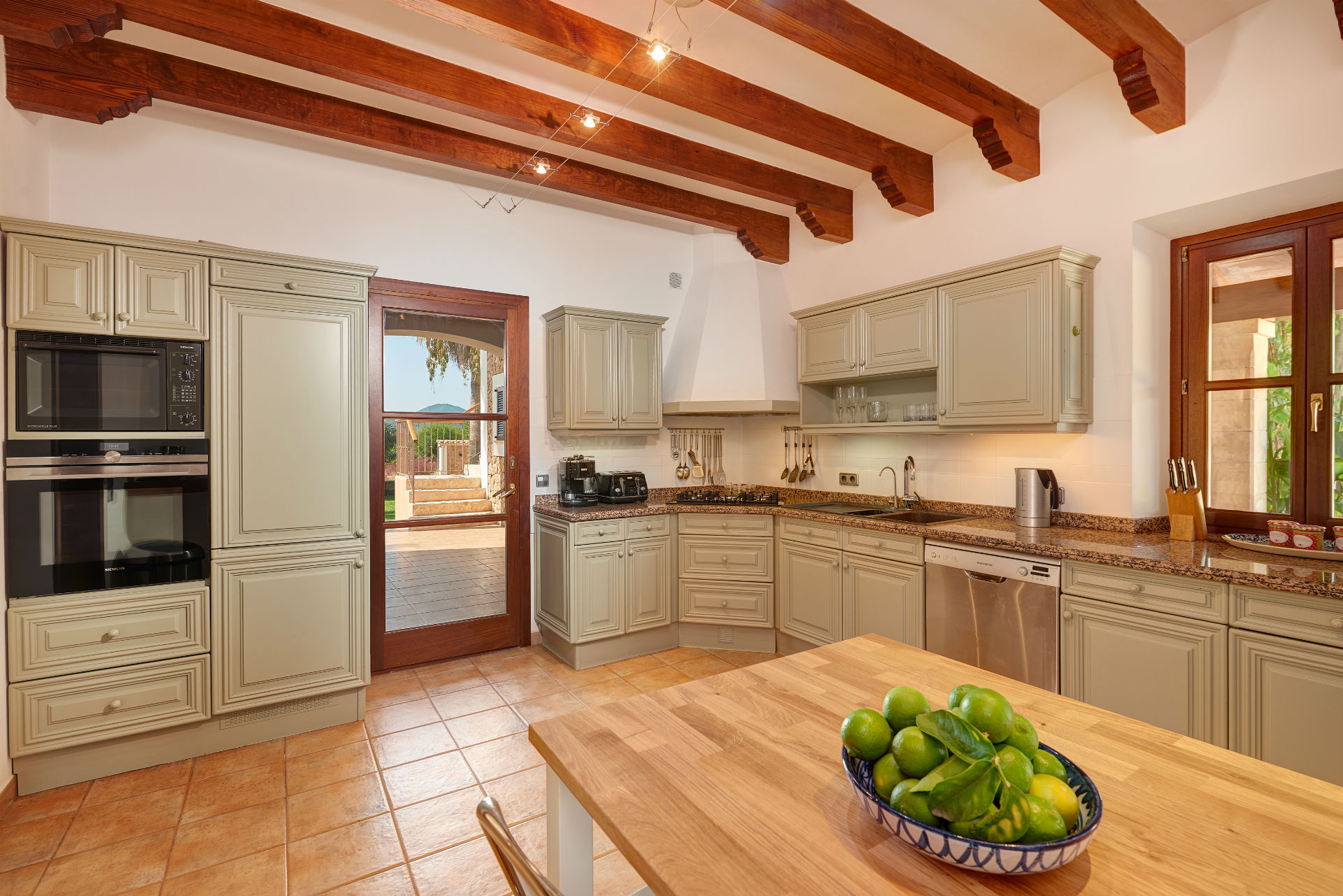 70 Casa Adrover Kitchen